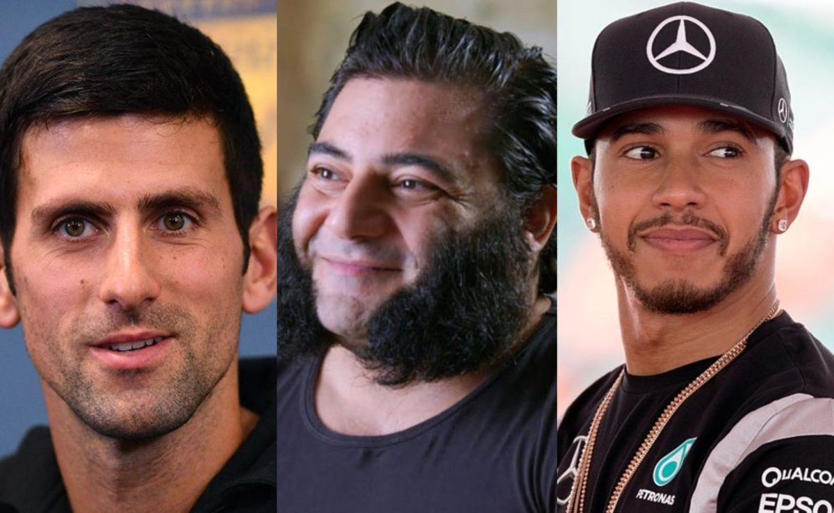 Great Vegan Athletes shares news about plant-powered athletes like Novak Djokoic, Patrick Baboumian, and Lewis Hamilton