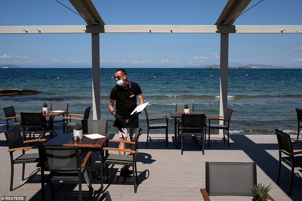 Since early May Greece has been relaxing a lockdown manners with shops, archaeological sites, restaurants, cafes, bars, convenience parks, and spas opening